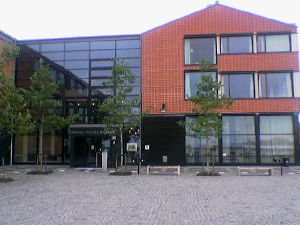 The BTH's new building