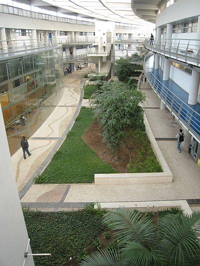 IST building interior