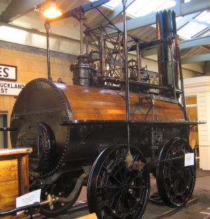Picture of Locomotion engine