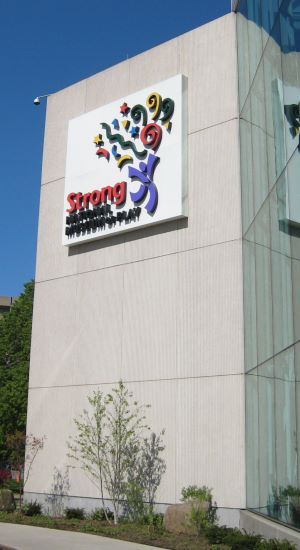 Strong National Museum of Play exterior