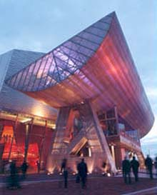 Picture of The Lowry exterior